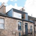 Regency Dormer, Edinburgh / Konishi Gaffney Architects