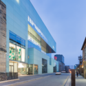 Reid Building, Glasgow School of Art / Steven Holl Architects with jmarchitects