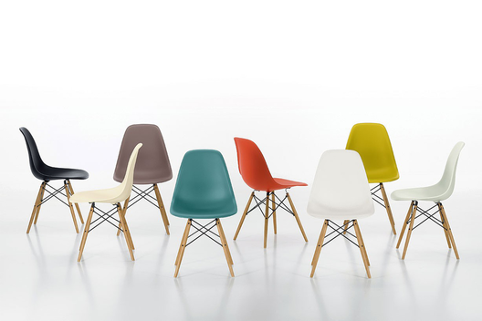 Gallery Of How Charles And Ray Eames 39 Shell Chair Is