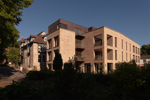 Shortlisted: Parkside, Matlock / Evans Vettori Architects. Image © Tristan Poyser