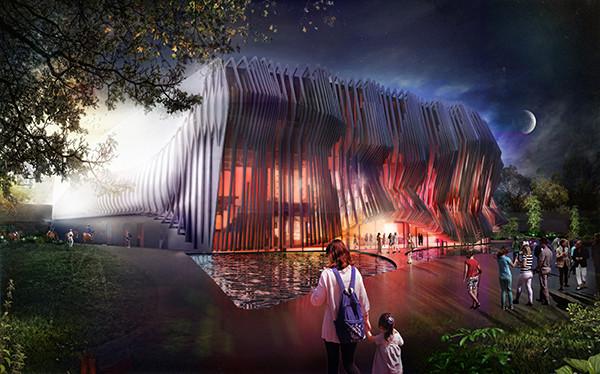 GRAFT Reveals Final Design for Munich's APASSIONATA Park