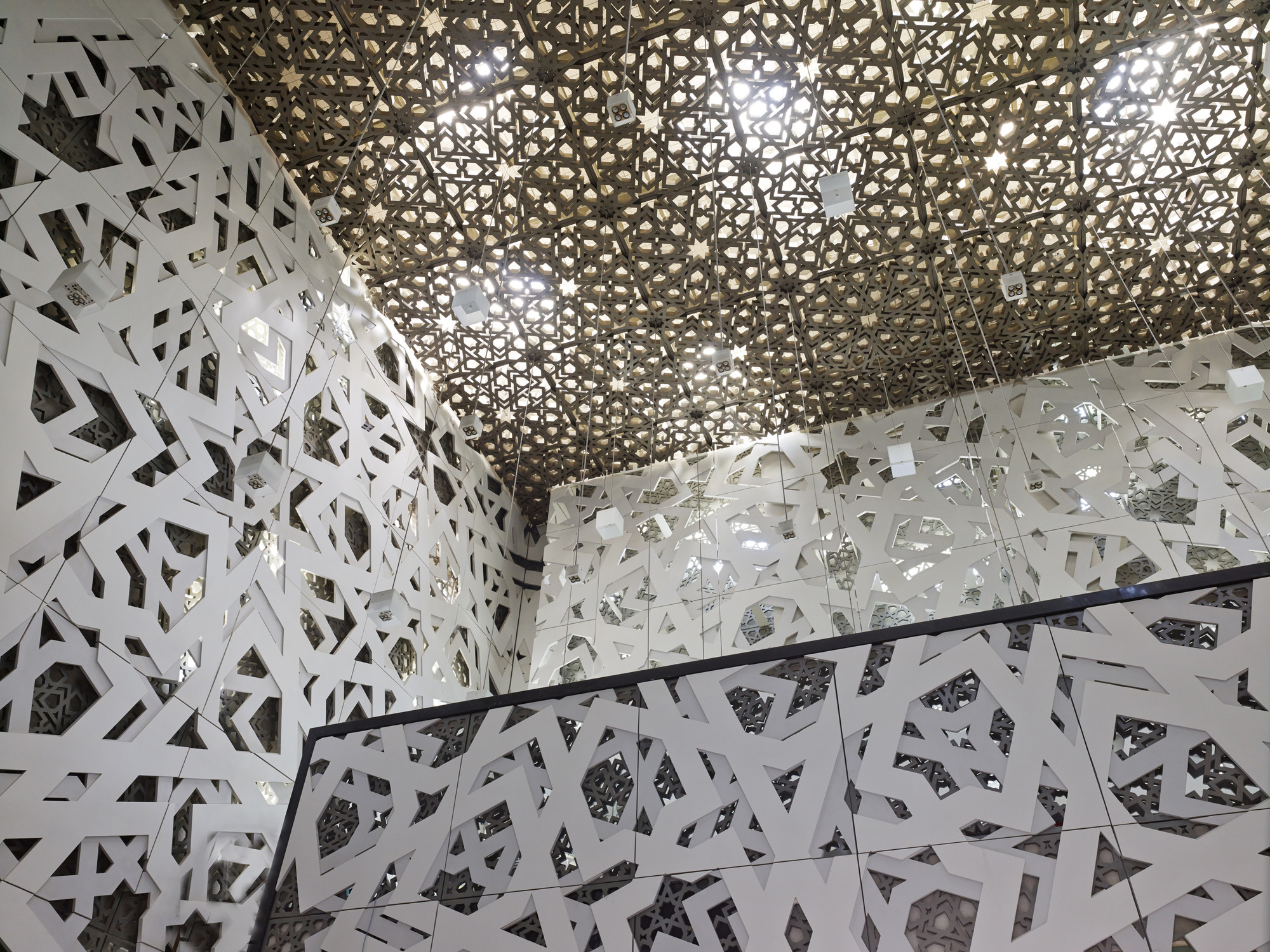 KAPSARC Mosque HOK ArchDaily