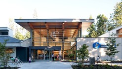 Vancouver Island Regional Library / Low Hammond Rowe Architects