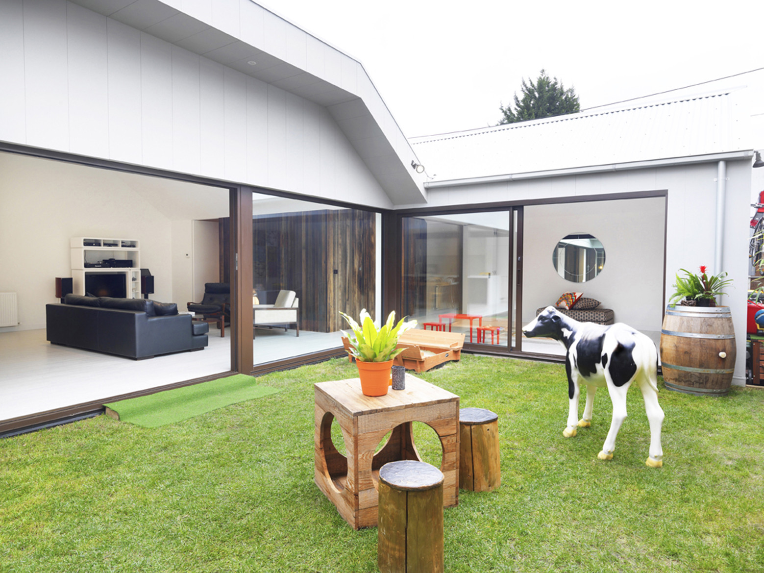 Casa en St Kilda / Jost Architects, © Andrew Wuttke & Project Client