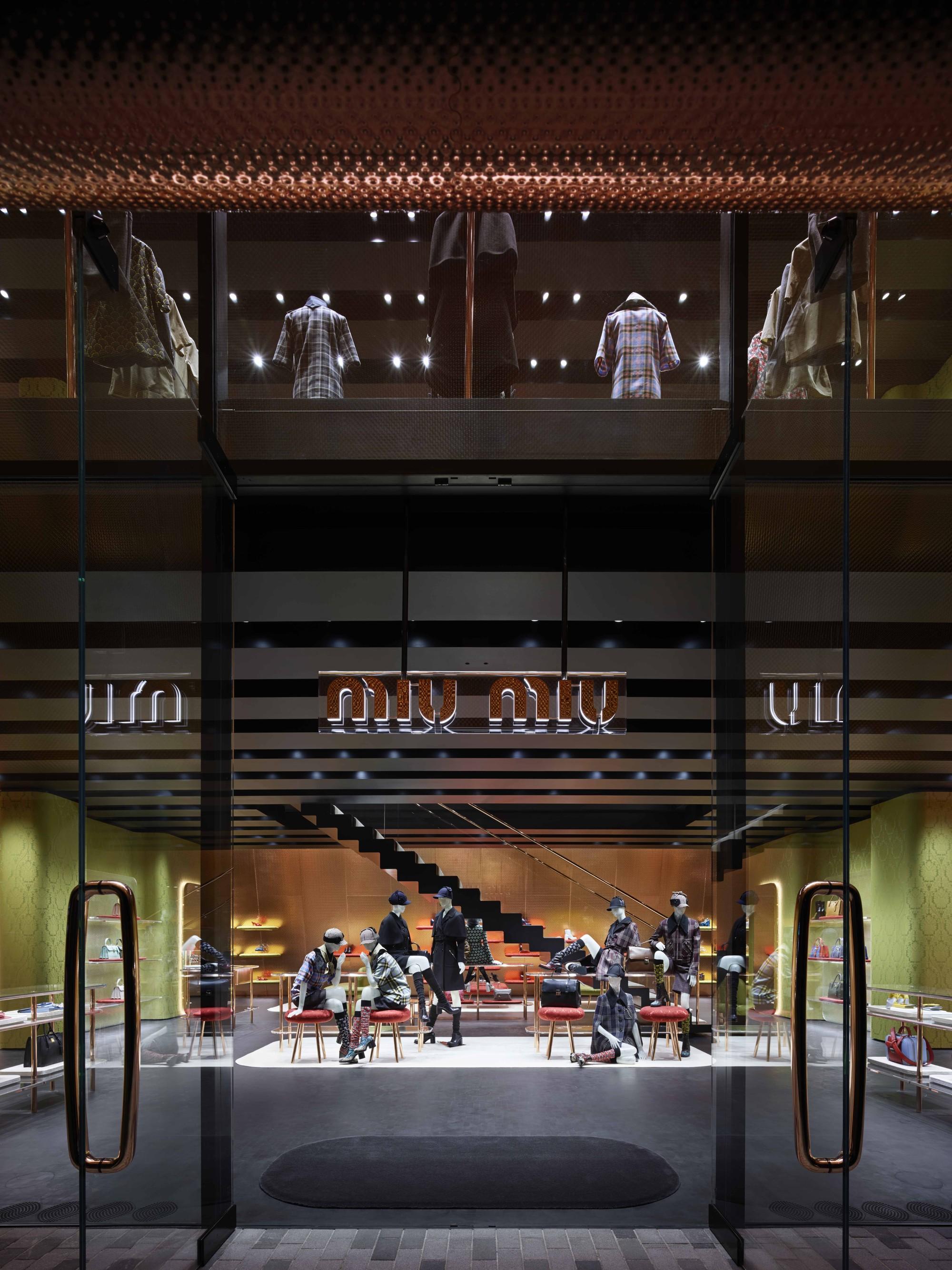 499210618f40f Gallery of Miu Miu Aoyama Store   Herzog   de Meuron - 11