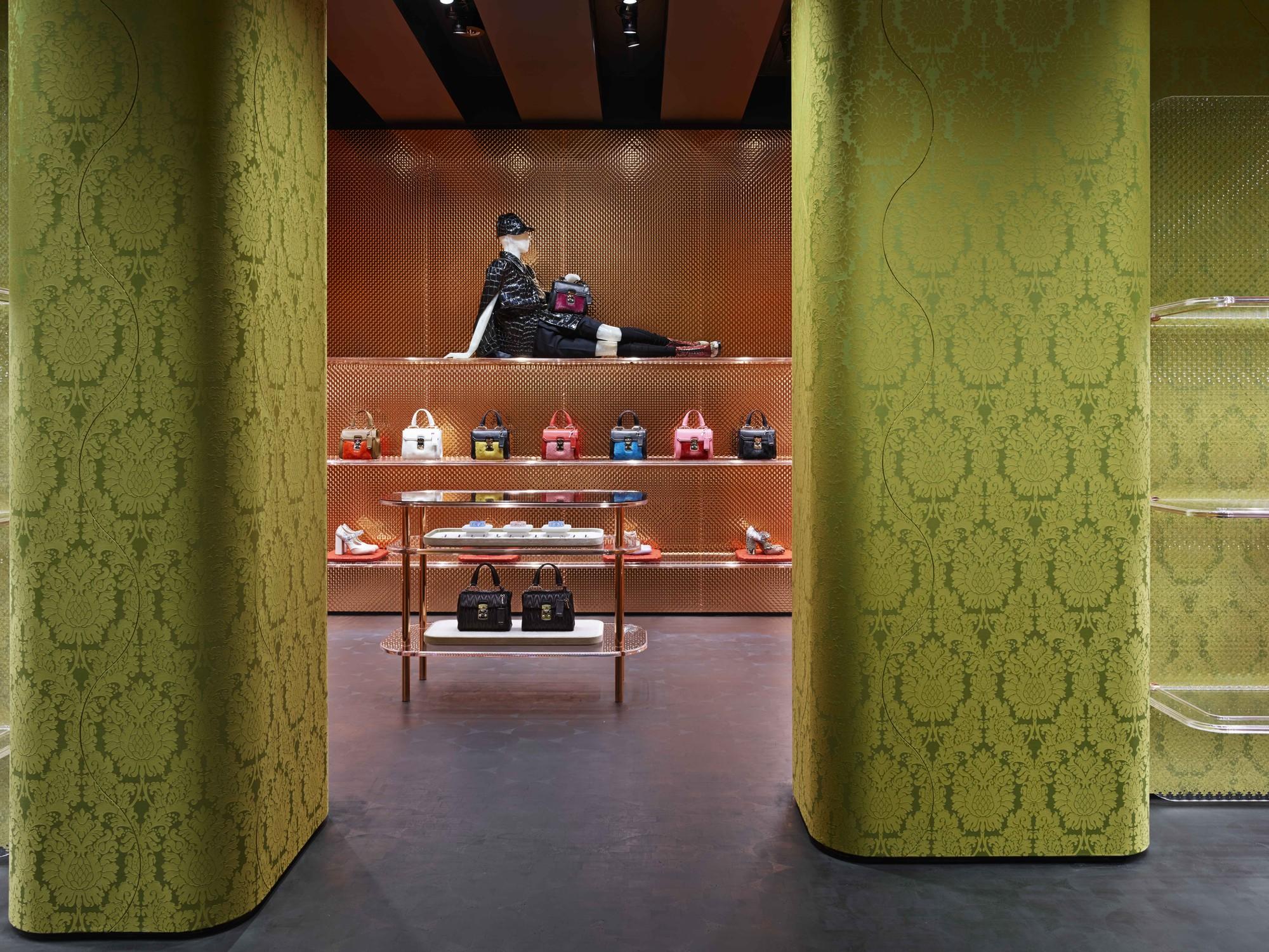 3199bbff85b43 Gallery of Miu Miu Aoyama Store   Herzog   de Meuron - 5