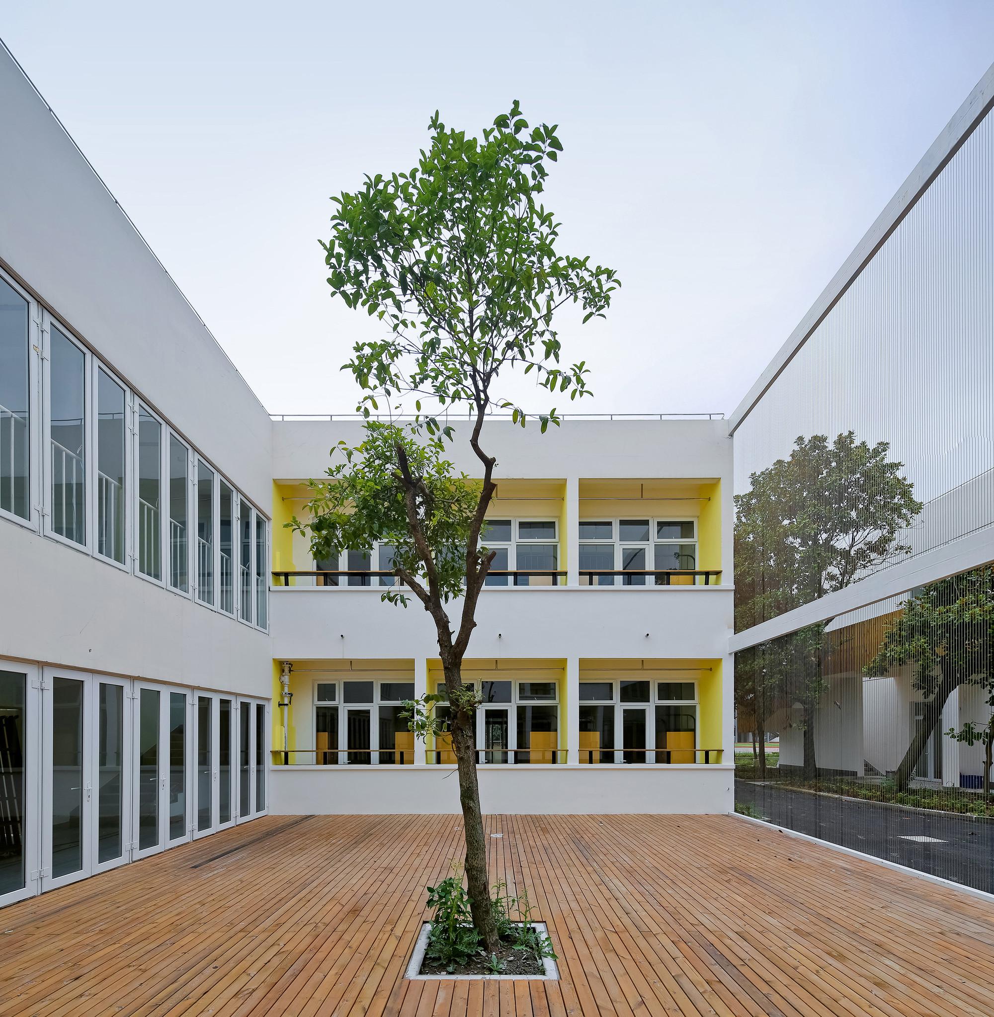 Student Accommodation / Wuyang Architecture