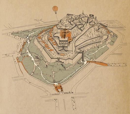 Vista general. Image Cortesia de Mario Pérez de Arce Arquitectos y Asociados