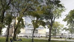Opposition Mounts Against David Chipperfield's Nobel Center in Stockholm