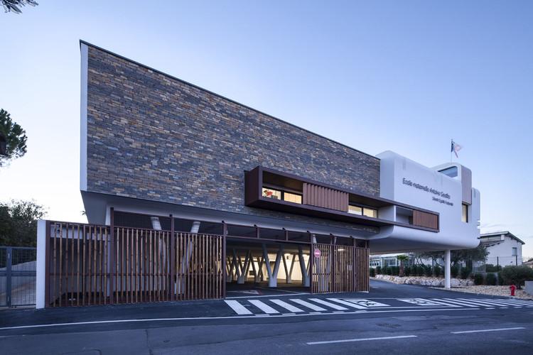 Escola Infantil Baillargues / MDR Architectes, © Mathieu Ducros