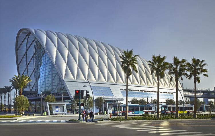 Anaheim Regional Transportation Intermodal Center / HOK