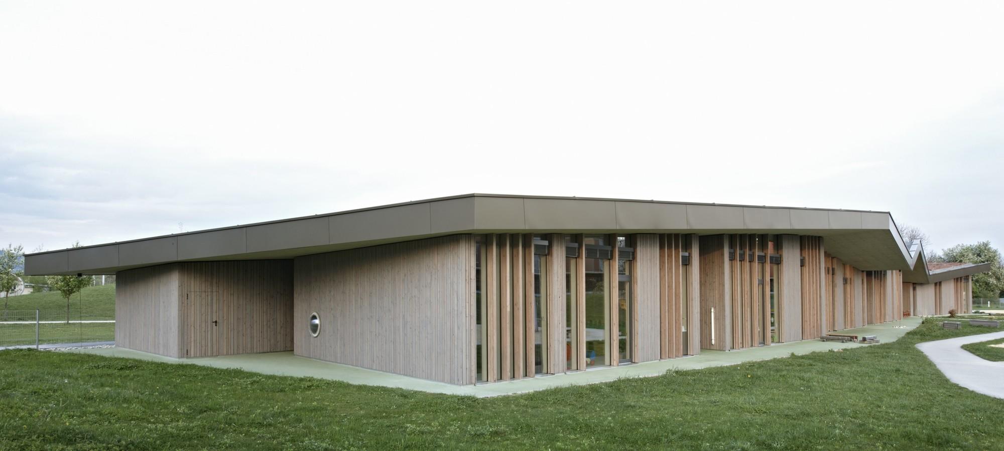 Jardín infantil Solarcity / x architekten, © Elisabeth Grebe
