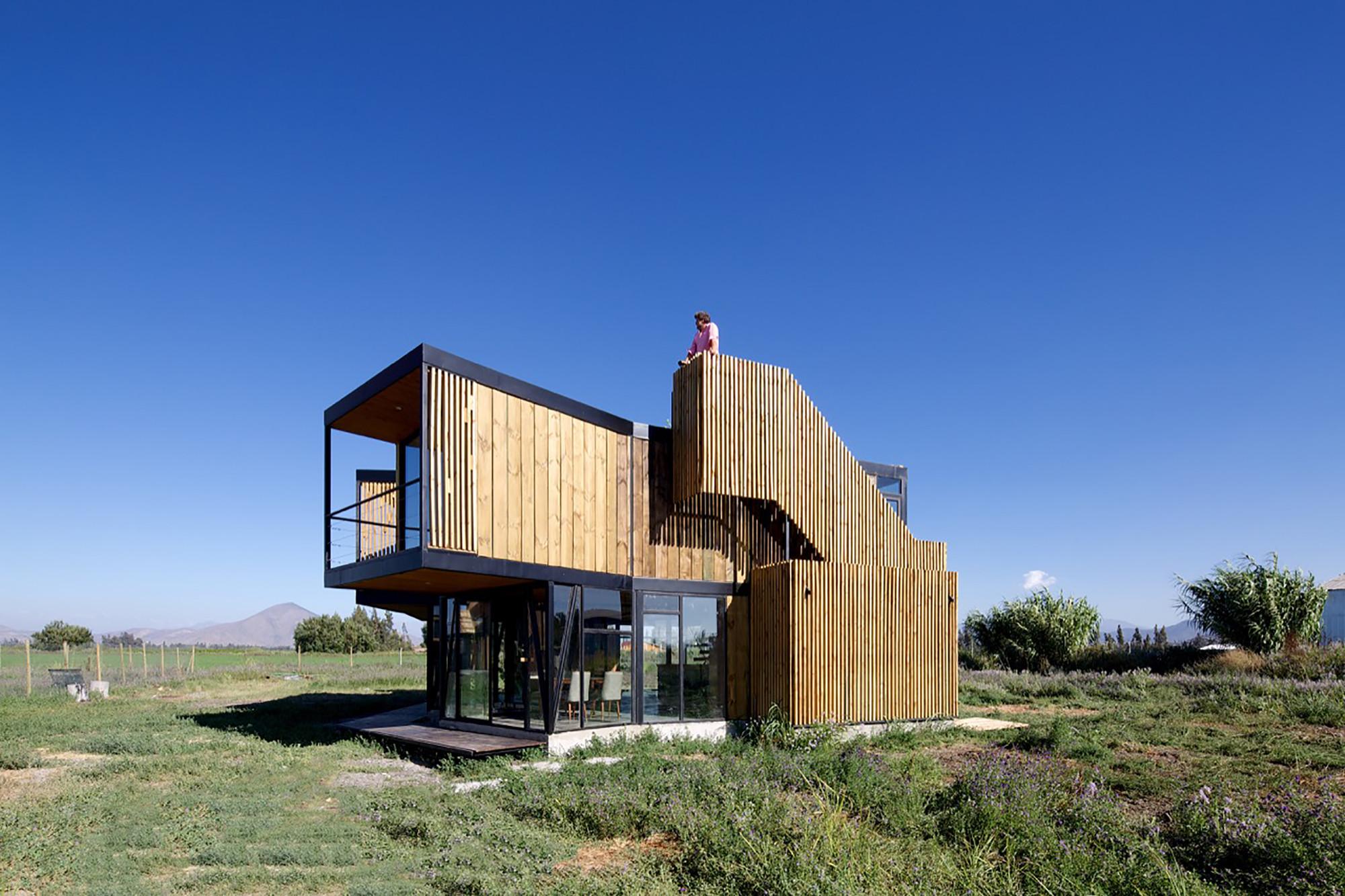 Casa G / Ariel Furman + Daniela Garcia-Huidobro, © Nico Saieh
