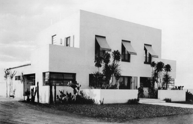 Em foco: Gregori Warchavchik, Casa da Rua Santa Cruz
