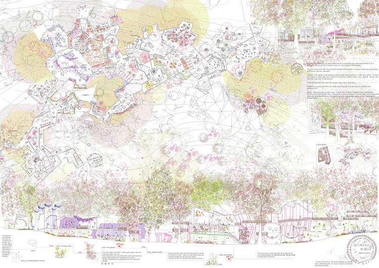 Anuncian ganadores de los premios IS ARCH 2015: España, Grecia y Japón entre los galardonados, Primer Lugar. Image Cortesía de IS ARCH