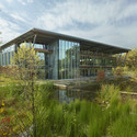 Hillary Rodham Clinton Children's Library and Learning Center / Polk Stanley Wilcox Architects. Image © Timothy Hursley