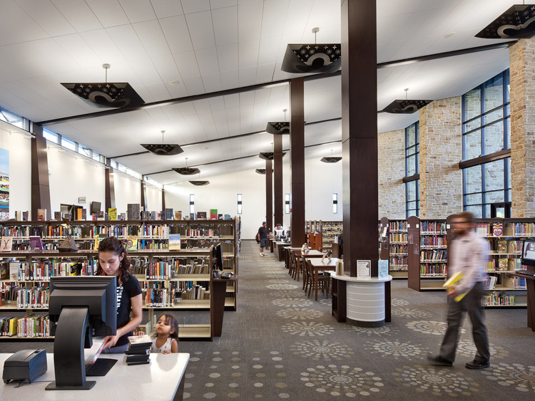 Aia Names 6 Us Libraries As 2015 S Best Archdaily
