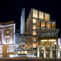 Slover Library / Newman Architects with Tymoff + Moss Architects. Image © Newman Architects