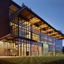 Vancouver Community Library / The Miller Hull Partnership. Image © Benjamin Benschneider