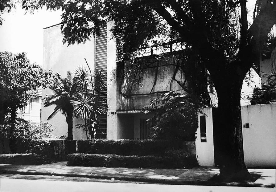 Clássicos da Arquitetura: Casa Modernista da Rua Bahia / Gregori Warchavchik, Imagem via arquivo.arq.br