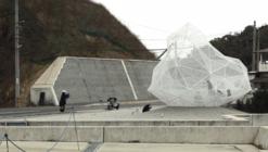 Video: Sou Fujimoto's Polyhedral Naoshima Pavilion Opens in Japan