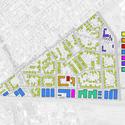 Propuesta final: usos de suelo. Image Cortesia de Perkins Eastman