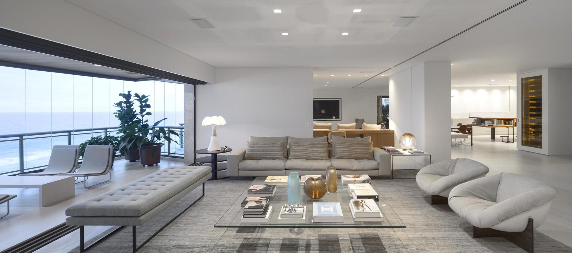 Galeria de Apartamento GN / Studio Arthur Casas - 14