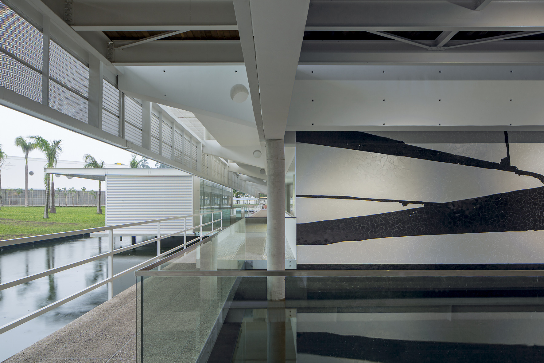 SICPA – Security Ink and Systems Factory / LoebCapote Arquitetura e Urbanismo , © Leonardo Finotti