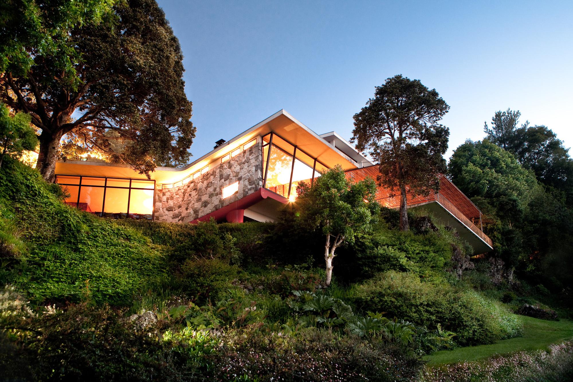 Clásico de Arquitectura: Hotel Antumalal / Jorge Elton, Cortesia de Hotel Antumalal