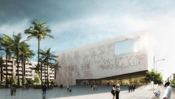 Iniciadas as obras do Palácio de Justiça de Córdoba projetado pelo Mecanoo