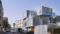 Early Childhood Center / a+ samueldelmas architects urbanistes