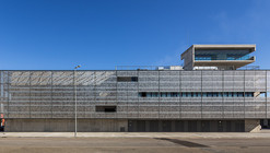 Barcelona Sur Power Generation Plant  / Forgas Arquitectes