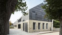 Centro de Informação do Parc Naturel Régional Du Gâtinais / JOLY&LOIRET