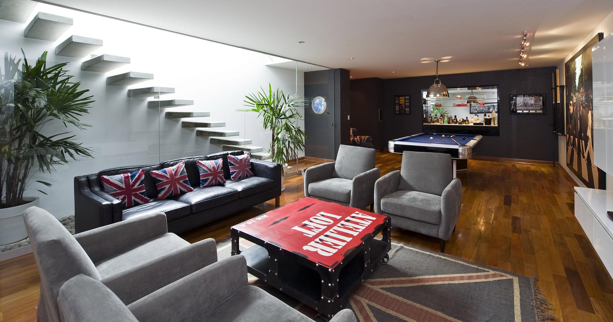 Galeria de casa v estudio 6 arquitectos 3 - Estudio 3 arquitectos ...