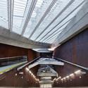 Fovam Station / sporaarchitects. Image © Tamás Bujnovszky
