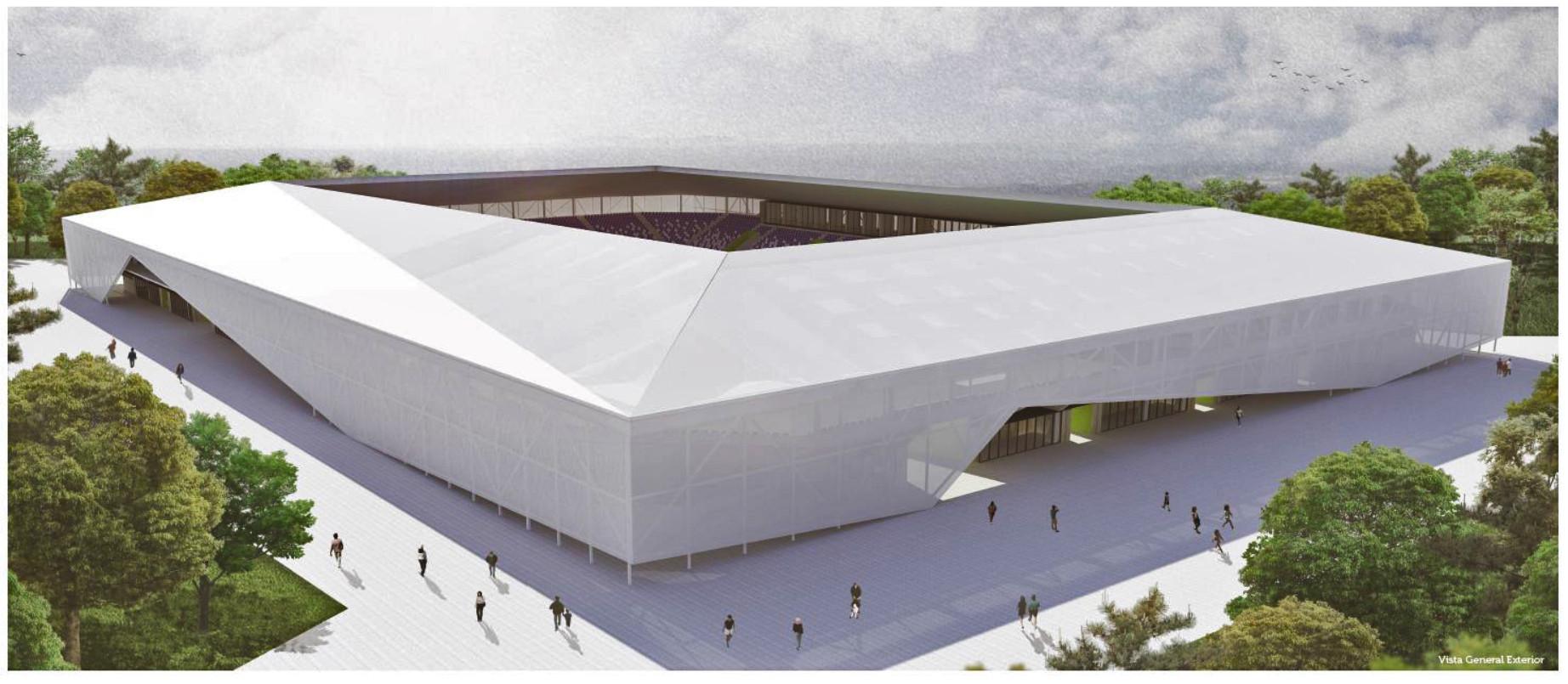 Chile presentan proyectos ganadores para dise ar nuevo for Arquitectura de proyectos