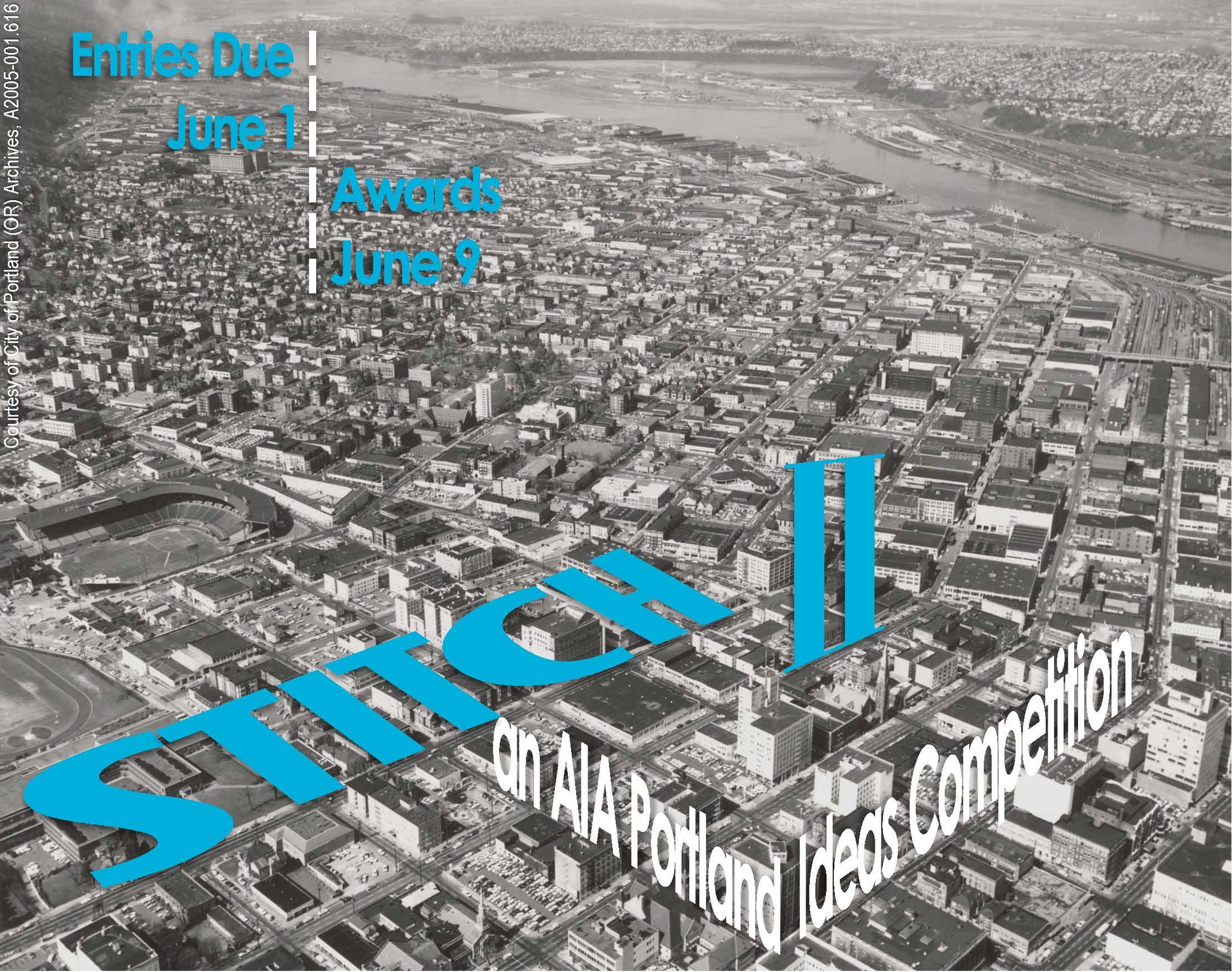 "Open Call: ""STITCH"" Portland , Courtesy of AIA Portland"