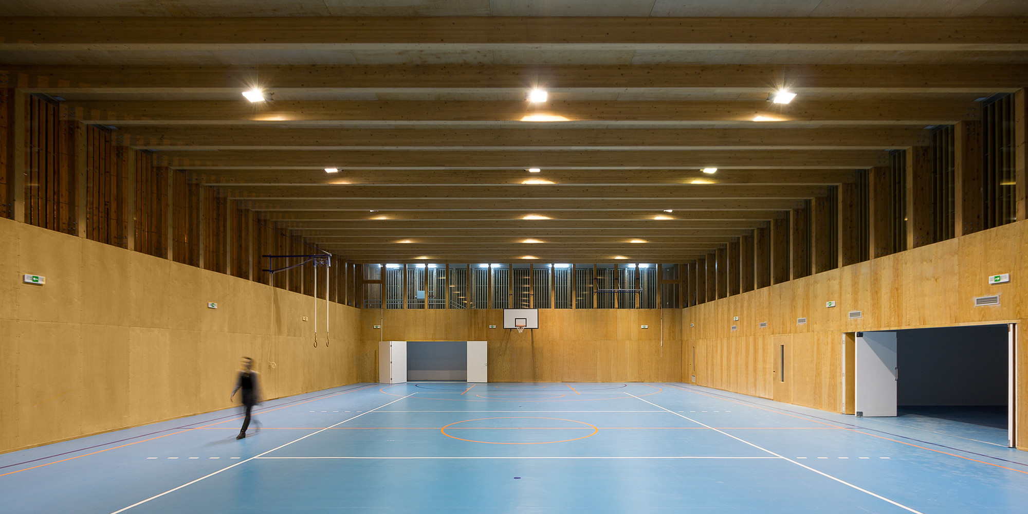 Matchbox Elementary School Sports Hall Jovan Mitrović