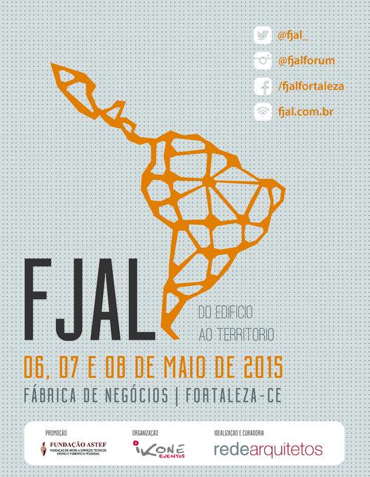 3º Fórum Jovens Arquitetos Latino-Americanos – do edifício ao território
