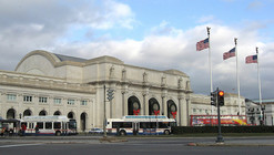 Grimshaw to Masterplan Washington DC's Union Station