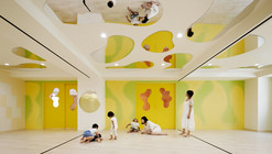 Jardín infantil LHM / Moriyuki Ochiai Architects