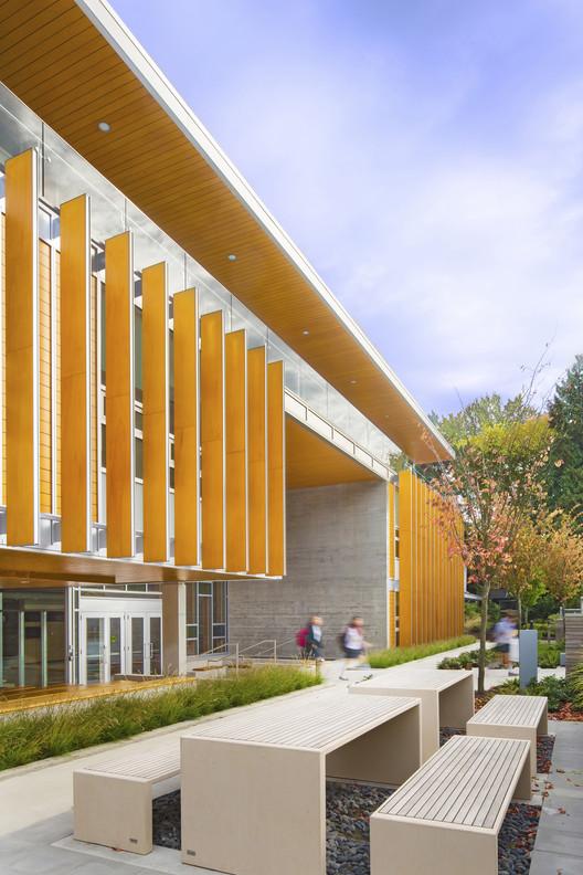 York House Senior School Acton Ostry Architects