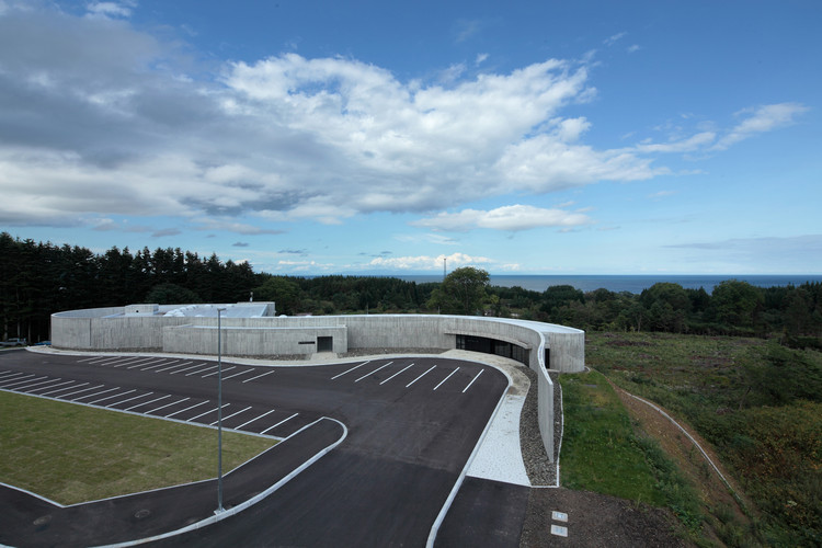 Centro Cultural Hakodate Jomon / Atelier BNK, © Koji Sakai