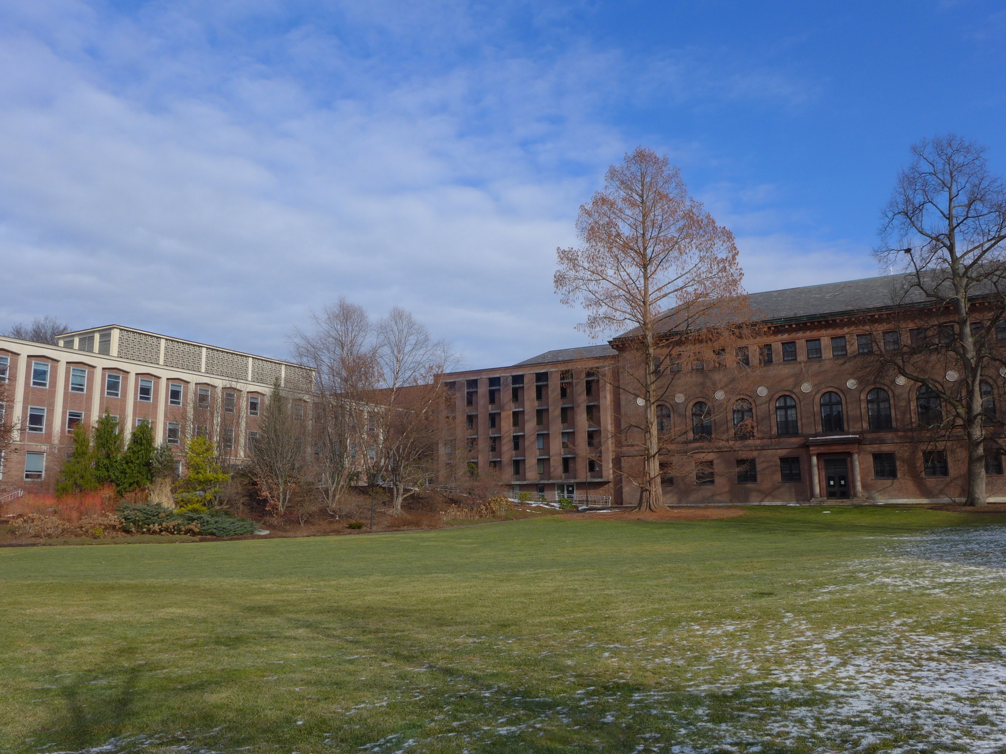 Maya Lin and Shepley Bulfinch to Redesign Smith College's Neilson Library, Neilson Library. Image © Flickr CC user chipmunk_1