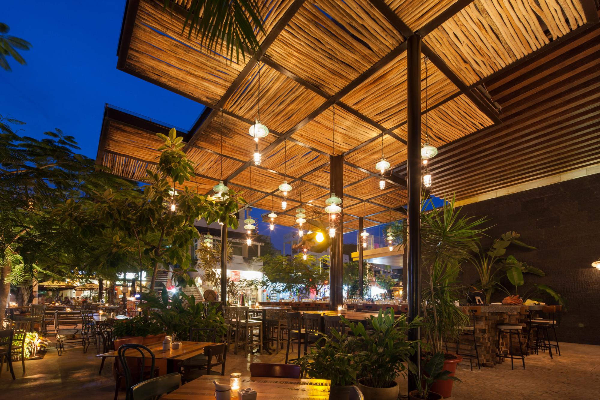 Hotel boutique cacao rdlp arquitectos plataforma for El concepto de arquitectura