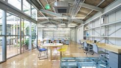 Blue Bottle Coffee Kiyosumi-Shirakawa Roastery & Cafe / Schemata Architects