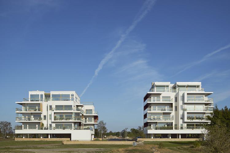 Apartmentos Lomma / FOJAB arkitekter, © Åke E:son Lindman