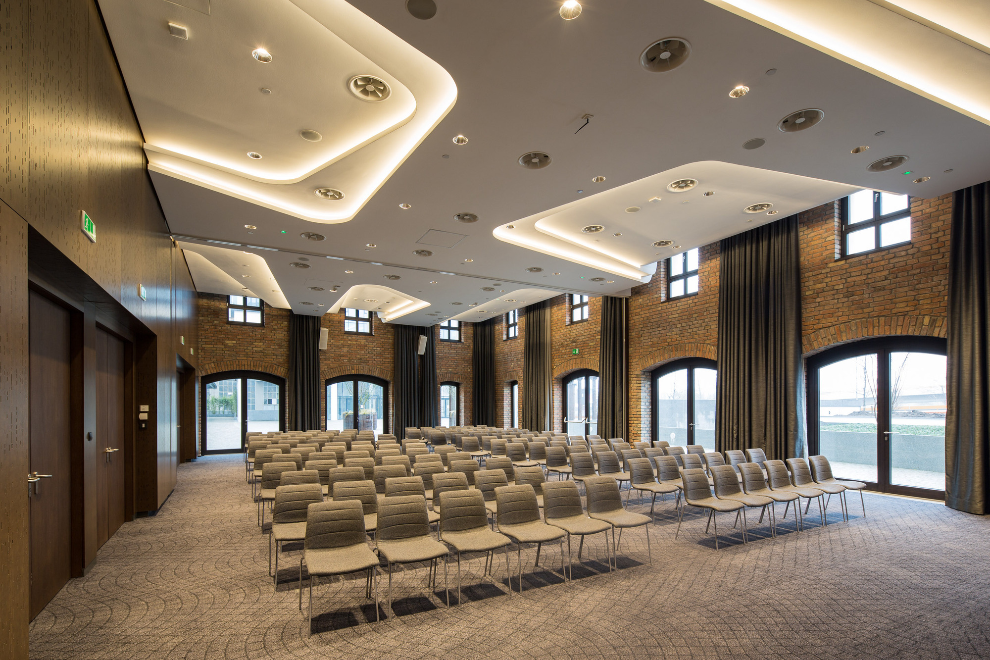 Gallery Of Old Mill Hotel Belgrade Graft Architects 26