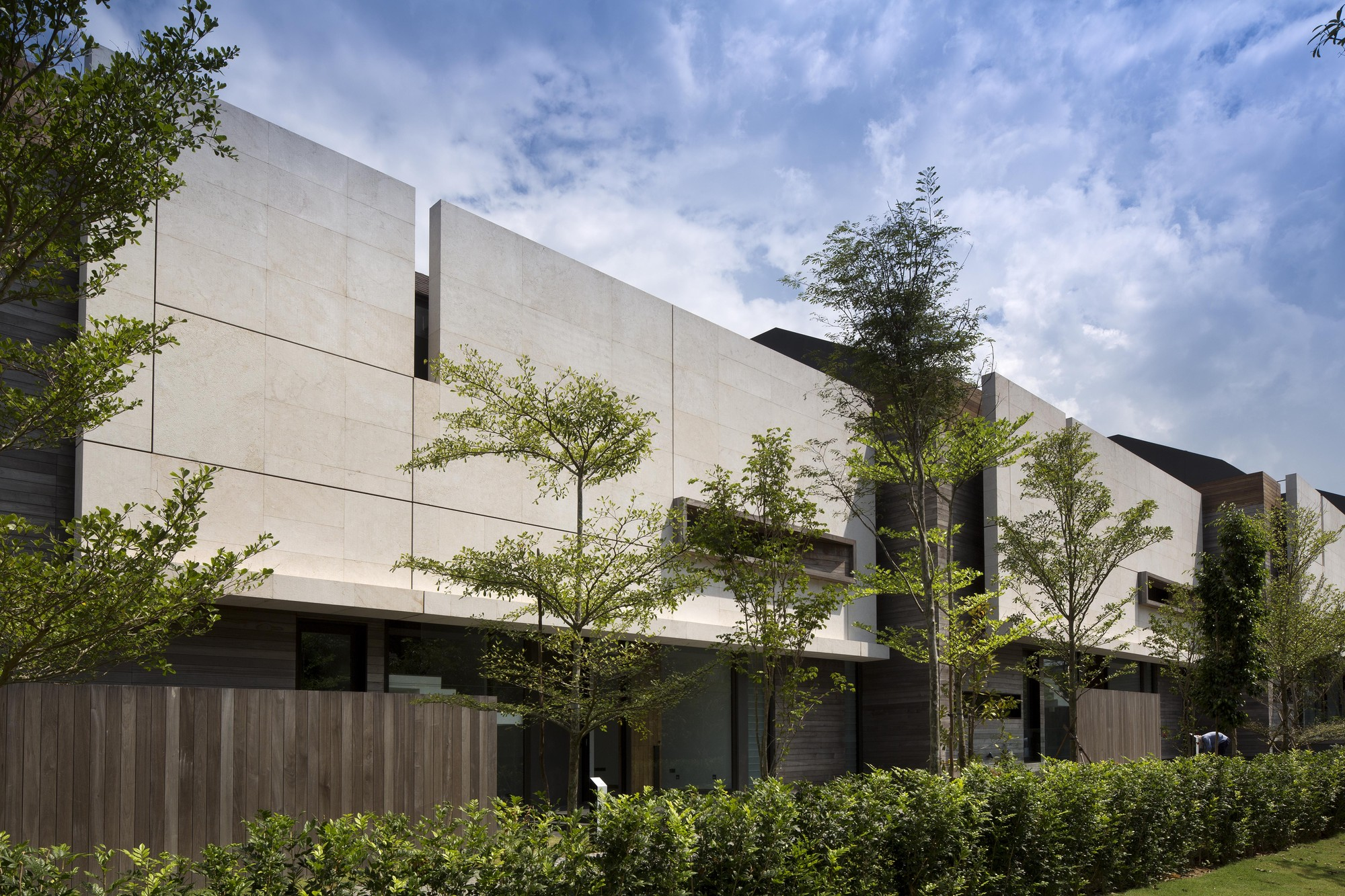Green Collection / RT+Q Architects,  Albert Lim KS
