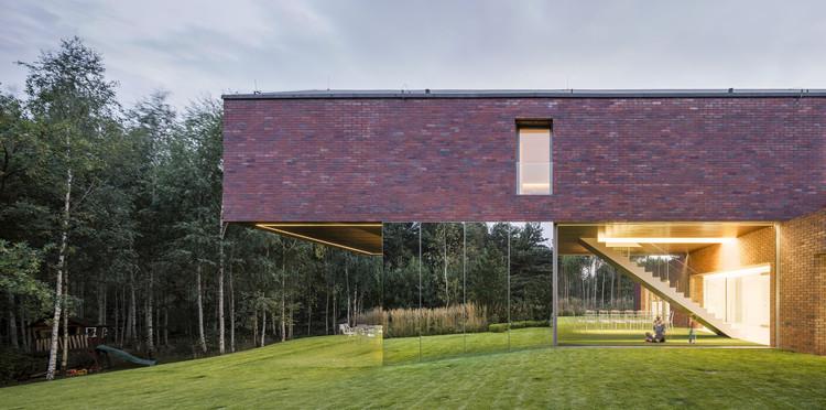 Living-Garden House In Katowice / KWK PROMES, © Jakub Certowicz